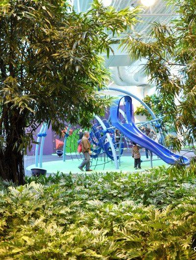 Devonian Gardens and Playground