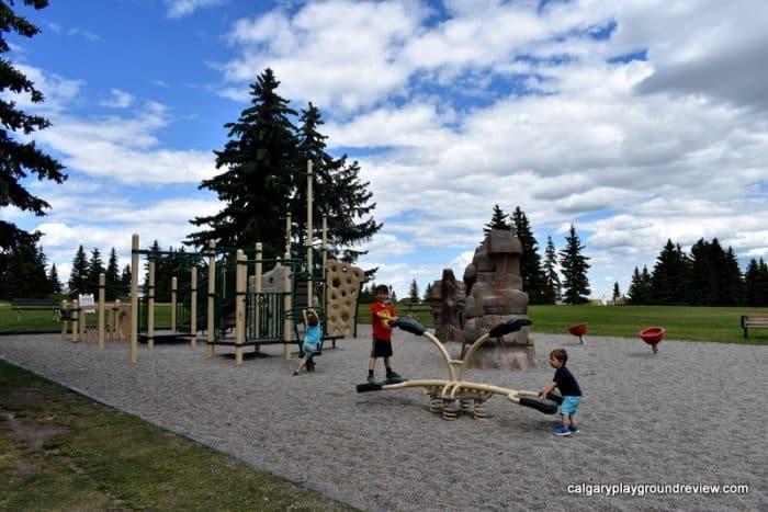 Millrise Drive Playground