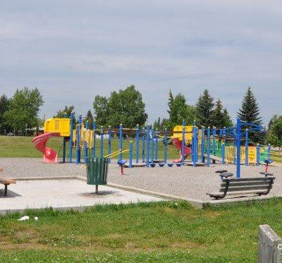 Eugene Coste School Playground