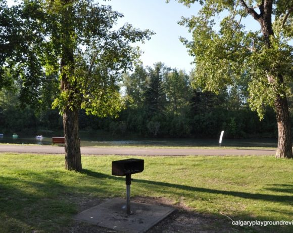 Stanley Park Picnic Areas