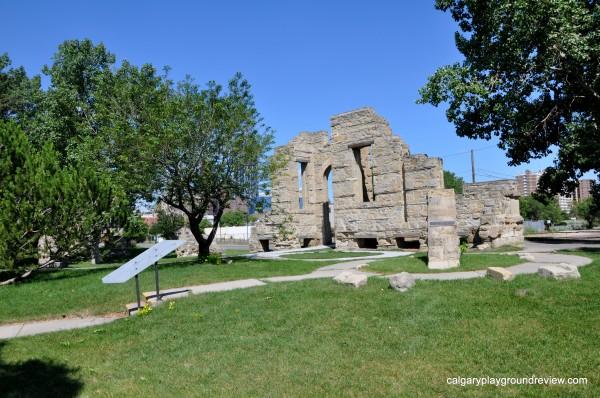 Rundle Ruins Park