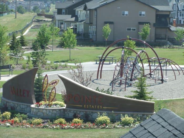 Stanley Park alley Pointe Estates Playground