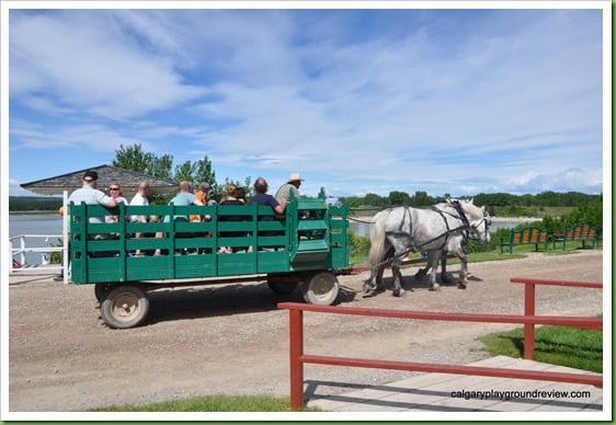 Heritage Park – Rides