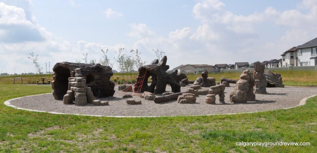 East Calgary Greenway–Saddlebrook Playground