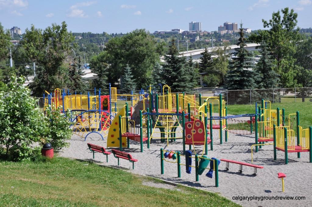 Sunalta School Playground
