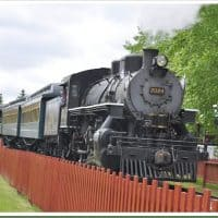 Heritage Park: Trains