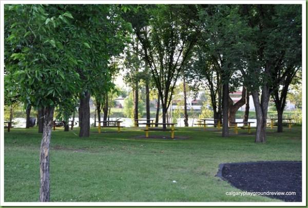 Shouldice Park Picnic Areas