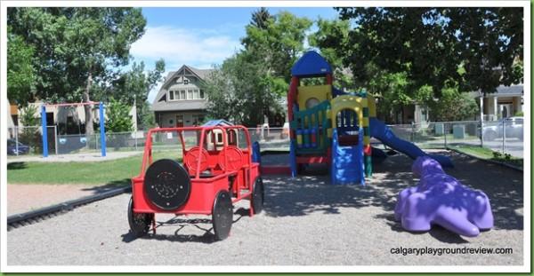 Alexandra Centre Playground