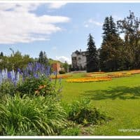 Riley Park and Senator Patrick Burns Rock Gardens