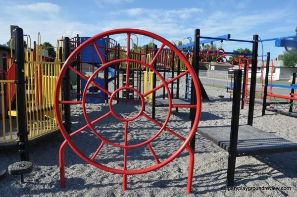 Le Roi Daniels School Playground