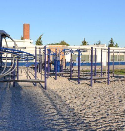 Glamorgan School Playground