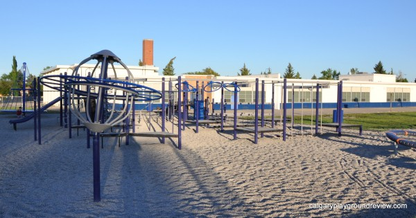Glamorgan School Playground