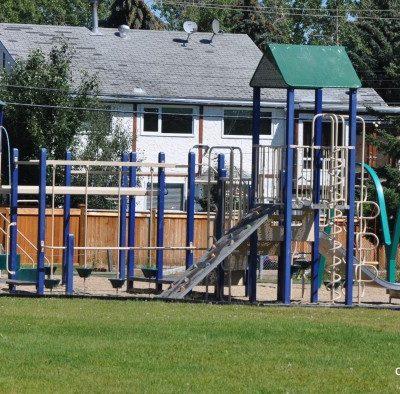 St. William School Playground