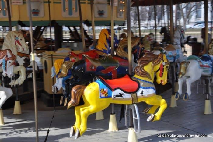 Smithsonian Carousel - Washginton, DC