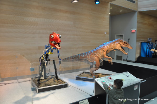 How to Make a Monster – Telus Spark Travelling Exhibit