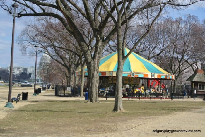 The Smithsonian Carousel – Washington, DC