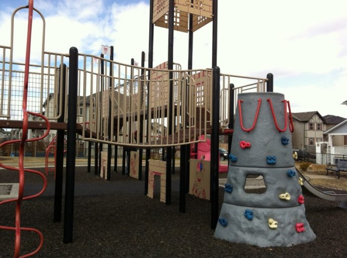 Elgin Dragon Playground