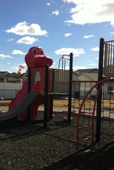 Elgin Dragon Playground