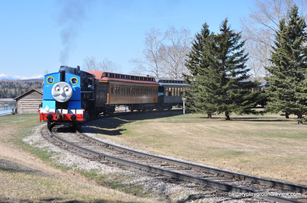 Day Out With Thomas at Heritage Park