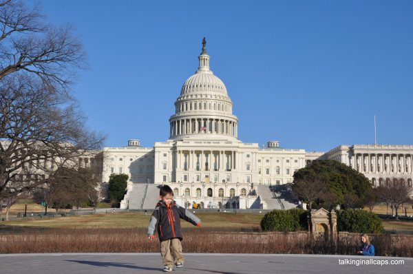 5 Great Things to do With Young Kids in Washington, DC (even if it's cold)