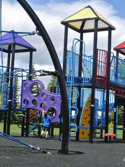 Elboya Park Playground
