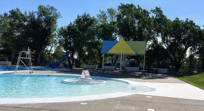 Mount Pleasant Outdoor Pool