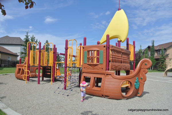 PIrate and Castle Playground