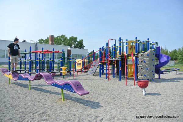 Capitol Hill School Playground