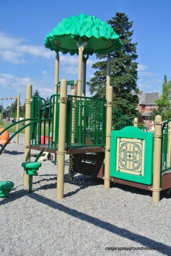Christie Park Treehouse Playground