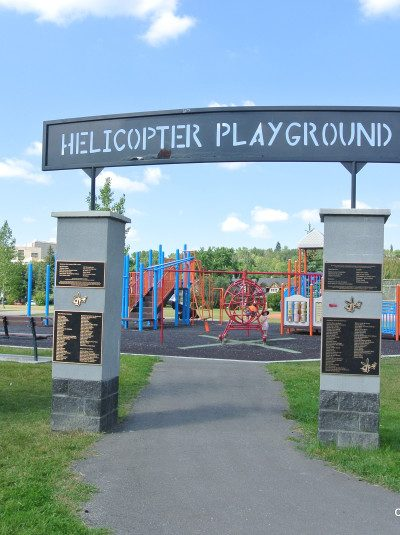 Helicopter Playground
