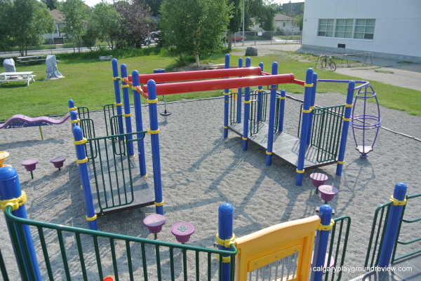 Capitol Hill School Playground