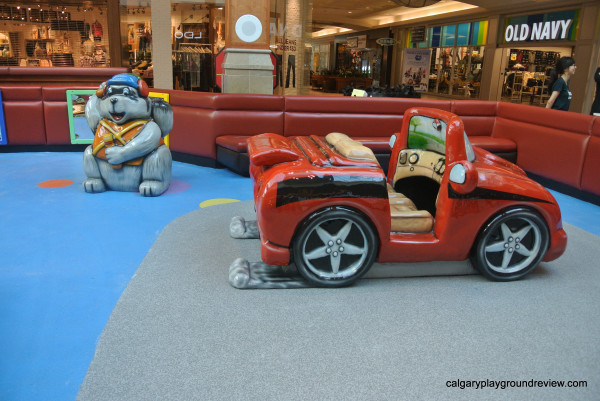 Market Mall – Monkey Around Indoor Playground
