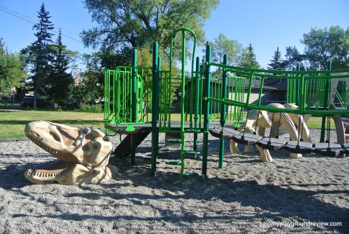 Capitol Hill Dinosaur Playground