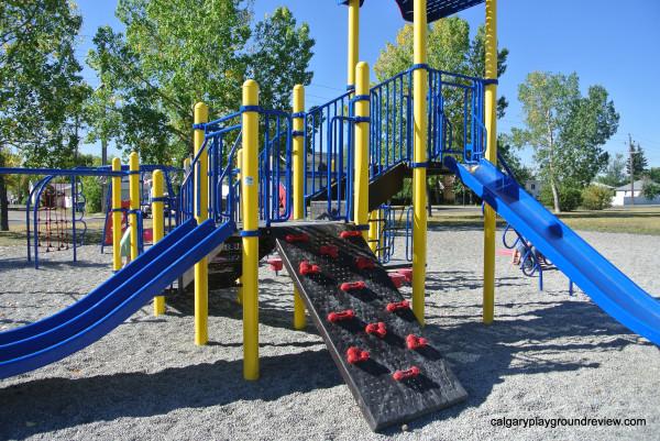 George Moss Park Playground