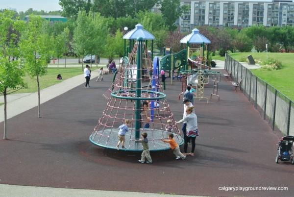 Bridgeland Community Centre Playground