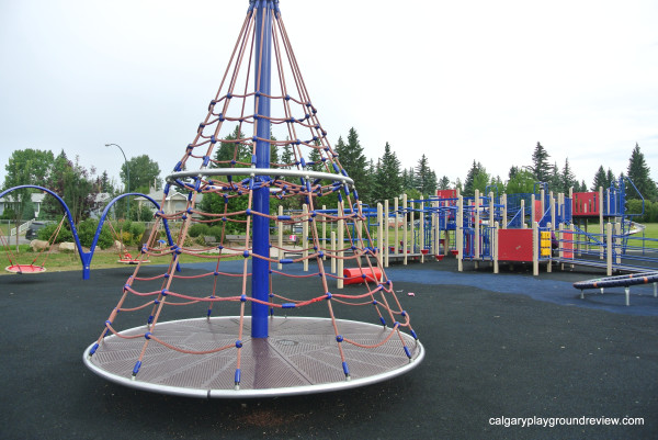 Calgary Science School Playground