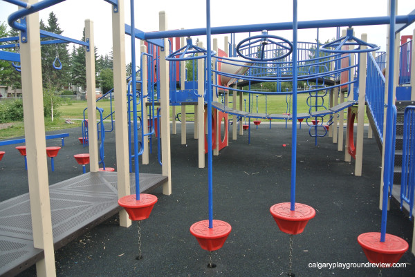 Calgary Science School Playground