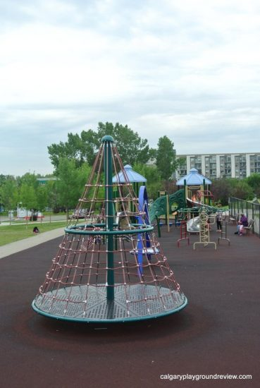 Bridgeland Community Centre Playground