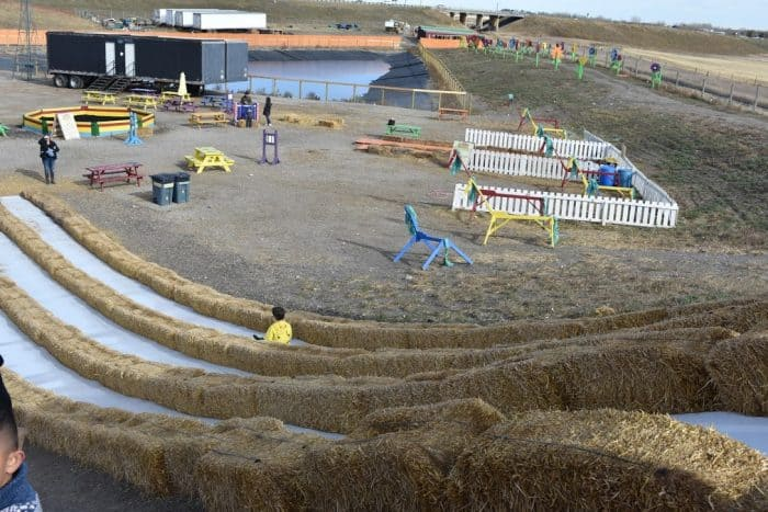 Giant Slide - Cobb's Adventure Park