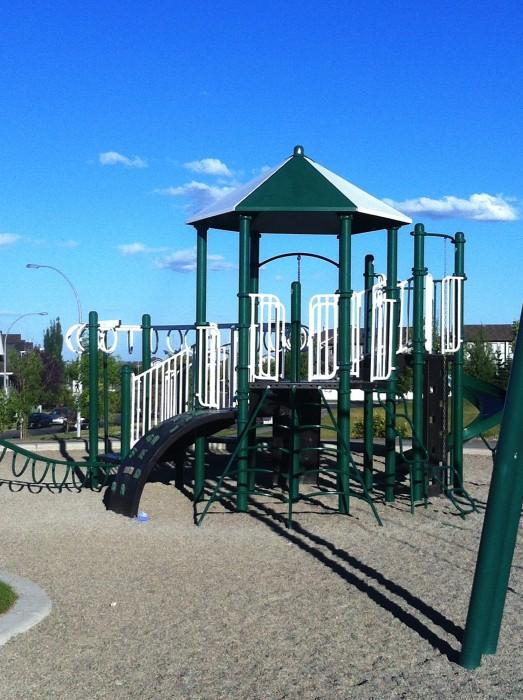 Evergreen Playground