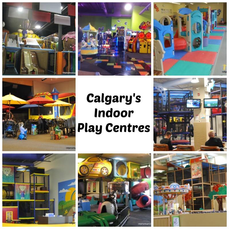 Calgary Indoor Play Centres