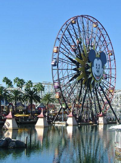 Disneyland's California Adventure Park Review 2014