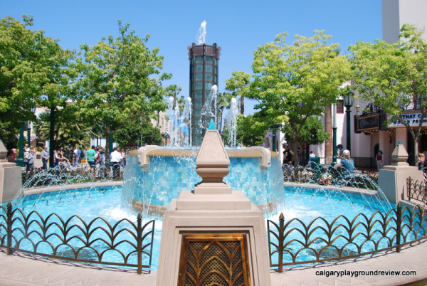 Disneyland's California Adventure Park