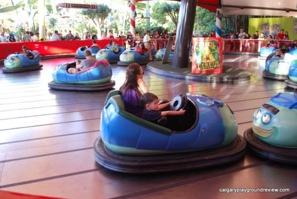 Disneyland's California Adventure Park