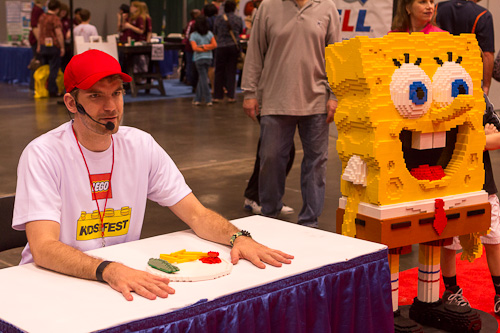 LEGO KidsFest – Giveaway!