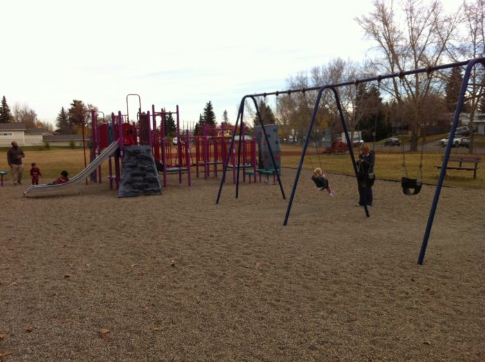 Meadow Lark Park Playground