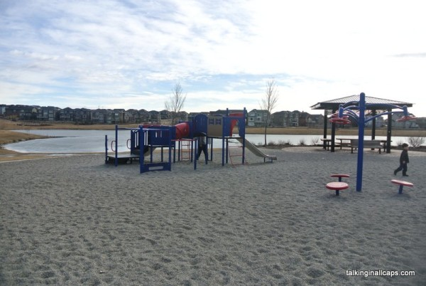 Pantella Hill Pond Playground