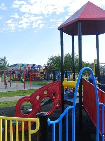 Applestone Park Playground