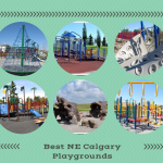 Best Calgary NE Playgrounds
