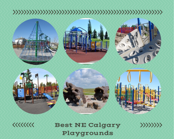 Best North East Calgary Playgrounds